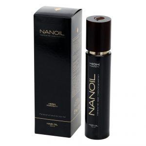 Haaröl Nanoil in drei Varianten erhältlich